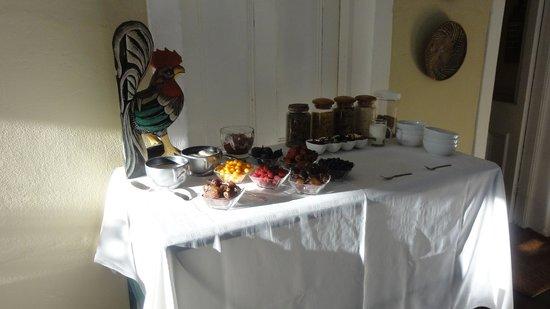 Braeside Guest House: Breakfast