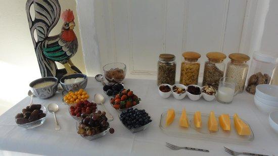 Braeside Guest House: More breakfast