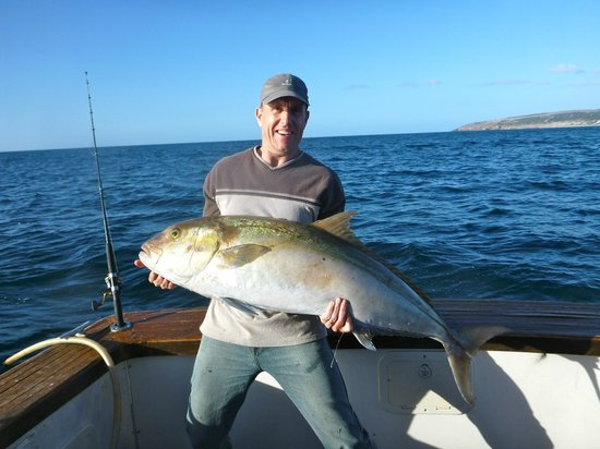 Oh yes mr samson picture of emu bay fishing charters for Ohio fishing charters