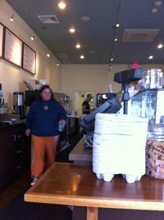 Joe Coffee & Cafe: Behind the Scenes