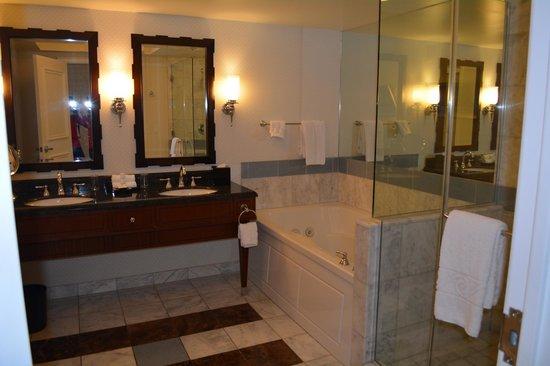 Caesars Palace: Banheiro