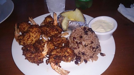 Beachers: Coconut shrimps to die for!!!! And great price $14