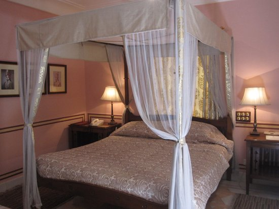 Samode Haveli : Our suite