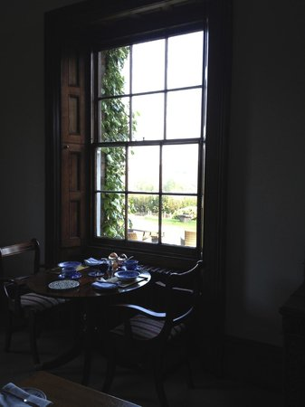 ‪‪Sissinghurst Castle Farmhouse‬: Breakfast room‬