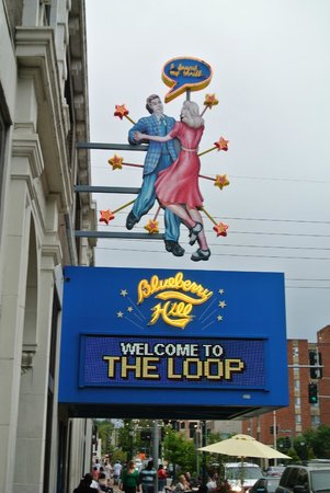 Blueberry Hill: Blueberry Hill in the Loop