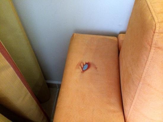 Iberostar Varadero : our sofa bed
