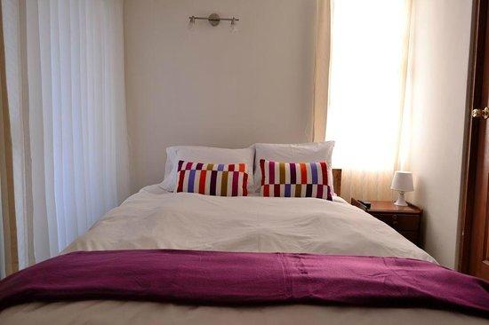Hostal Uspalay: habitacion matrimonial