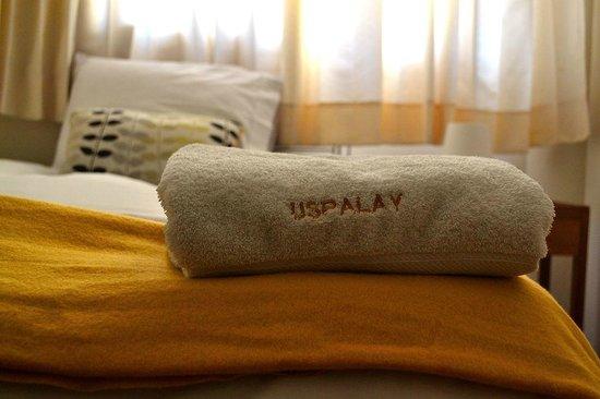 Hostal Uspalay: Habitacion simple