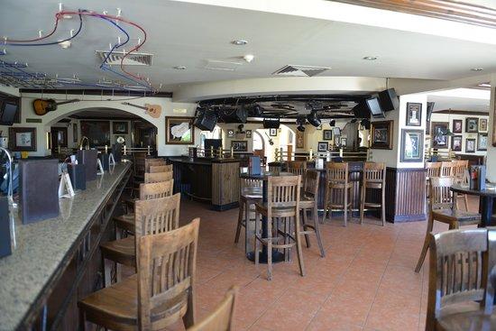 Hard Rock Cafe Hurghada : The Bar