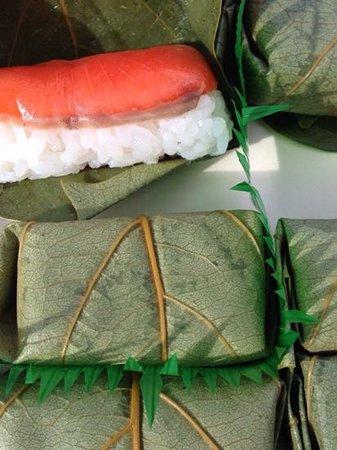 平宗 柿叶寿司