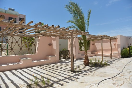 Hard Rock Cafe Hurghada : The Patio Side Seats