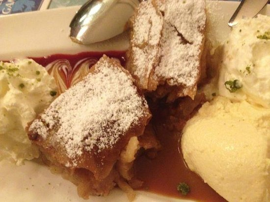 Wild : Pear&Apple Strudel: Best I've ever had.