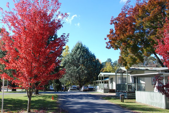 Beechworth Lake Sambell Caravan Park