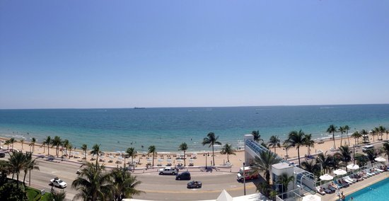 The Westin Beach Resort, Fort Lauderdale: North Tower View, perfection