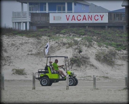 The Beach Lodge: Beach Access