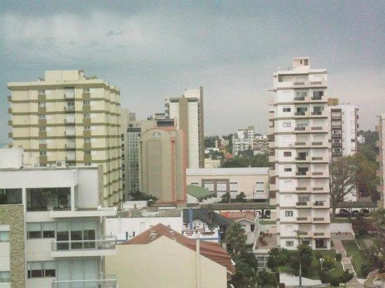 Hotel Gran Internacional: vista