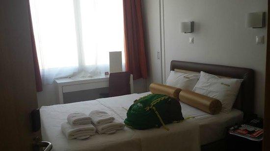 Hotel Metropolis: my room 4 floor