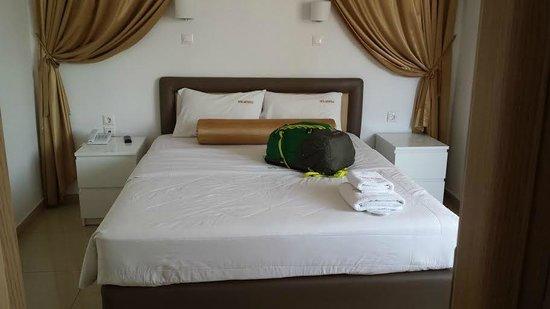 Hotel Metropolis: double room