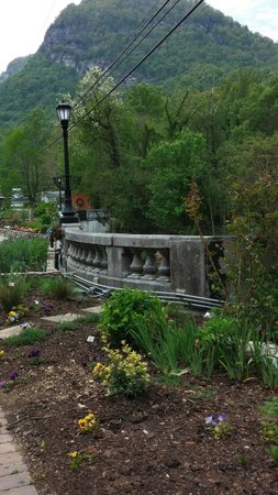 Lake Lure Flowering Bridge : Flowering Bridge