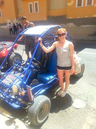LABRANDA Aloe Club Resort: Quad bikes/ Buggys