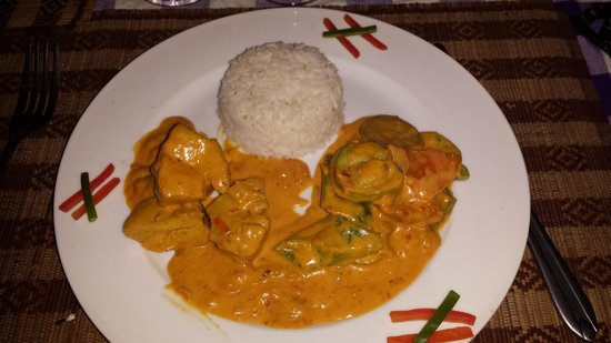 Star Beam: Curry Chicken