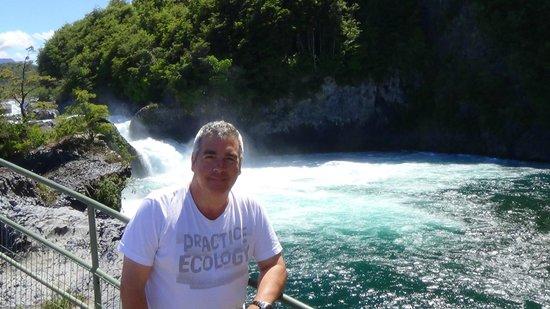 Saltos del Petrohue: el viajero