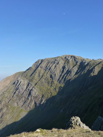 Cader Idris: View from approach to summit