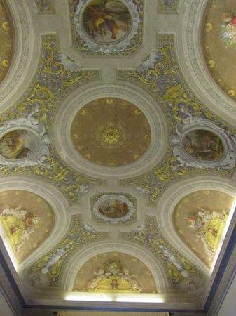 Hotel Palazzo Guadagni: beautiful Ceiling