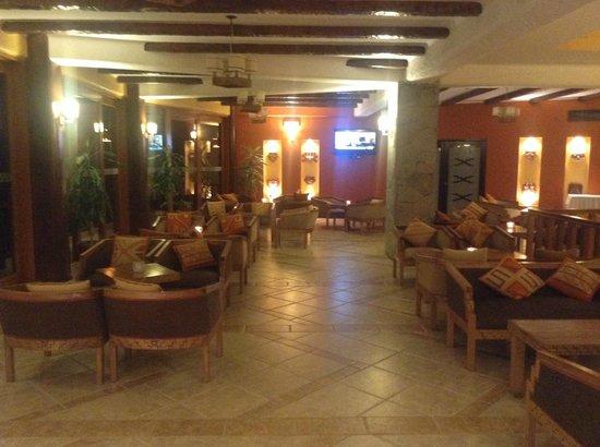SUMAQ Machu Picchu Hotel : Seating area
