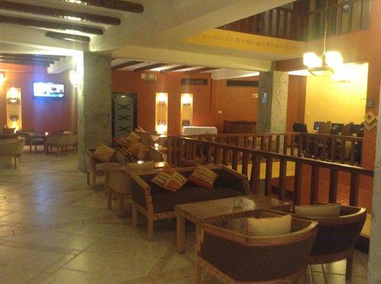 SUMAQ Machu Picchu Hotel : Lounging Area