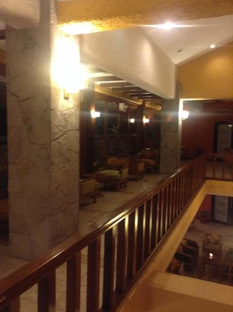 SUMAQ Machu Picchu Hotel : Open guest areas