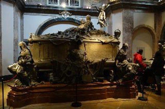 Capuchin Church (Kapuzinerkirche) : マリアテレジアのお墓