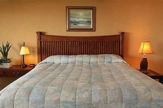 Gold Beach Inn: Comfortable Beds