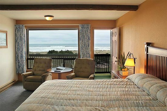 Gold Beach Inn: Spectacular rooms with views