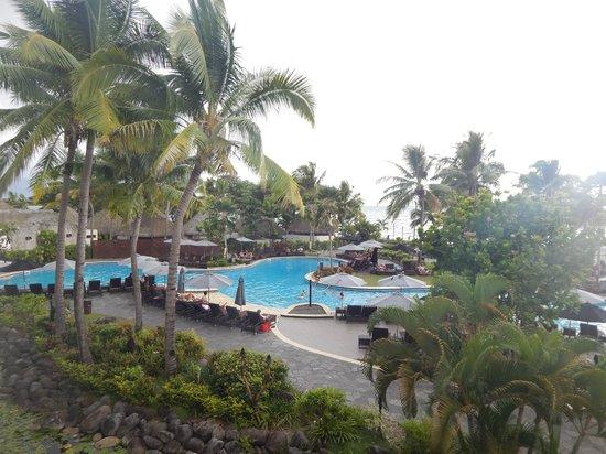 Sofitel Fiji Resort & Spa : Pool area