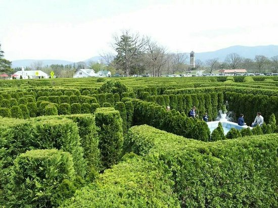 Garden Maze (Luray) - 2018 All You Need to Know Before You Go (with on