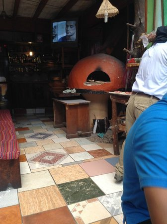 Chez Maggy: Oven