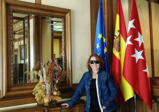 Hotel II Castillas: Hall do hotel.