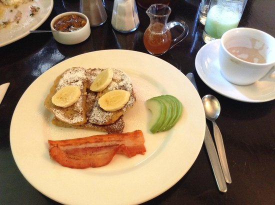 El Albergue Restaurant: French Toast