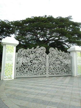 Jardines Botánicos de Singapur: タングリンゲート