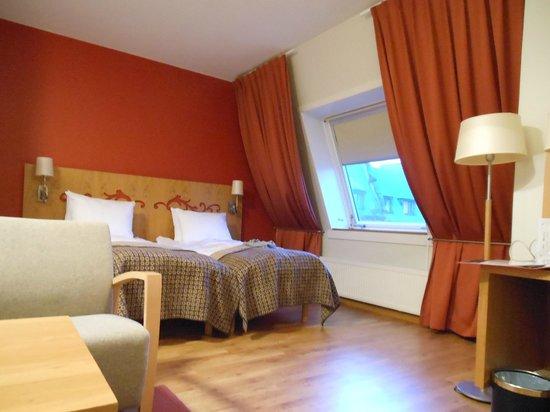 Hotell Bondeheimen: ツインルーム