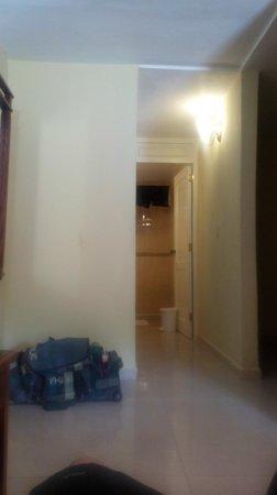 Islazul Villa Sotavento: Toilette