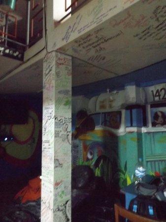 Supertramp Eco Hostel: Los viajeros dejan su mensaje
