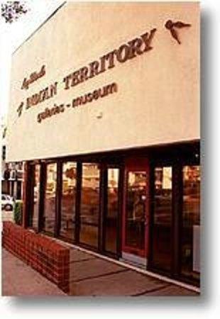Len Wood's Indian Territory Gallery 305 North Coast Hwy, Laguna Beach CA