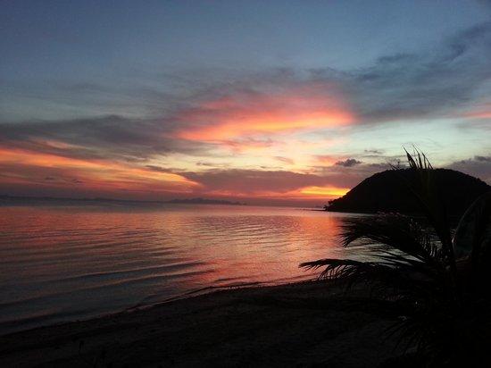 Mai Samui Resort & Spa : Best sunsets