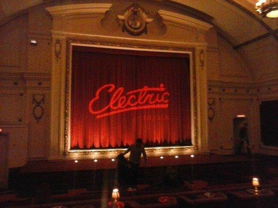 Electric Cinema : Experiência inesquecível