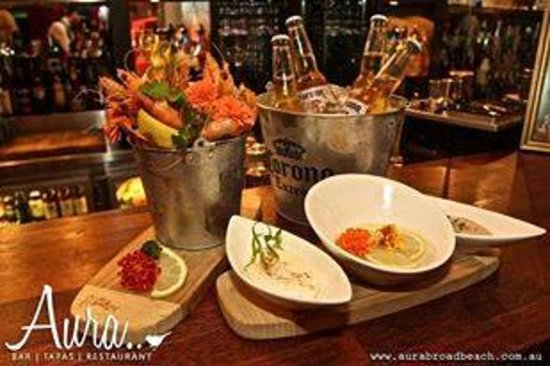 Aura Broadbeach : Sunday Seafood Special - Only $49