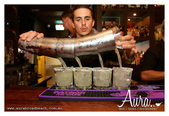 Aura Broadbeach : Cocktail Connoisseurs!
