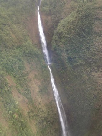 Paradise Helicopters - KONA: A Beautiful View on the Big Island