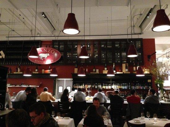 Bar at Manzo
